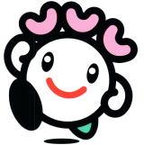 大垣市ボランティア市民活動支援センターマスコットキャラクターあいちゃん